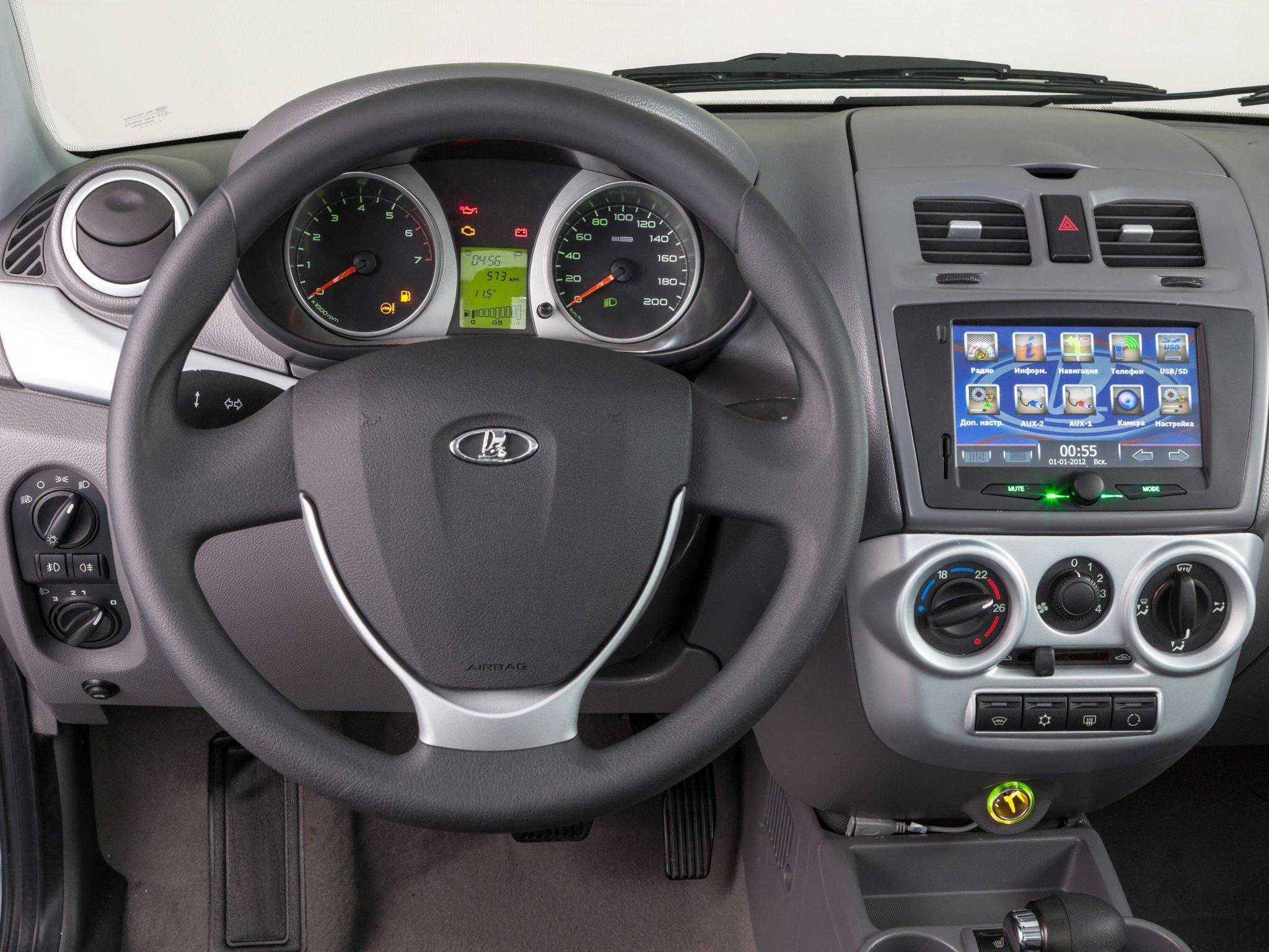 Началось производство Lada Kalina второго поколения - фото 8.