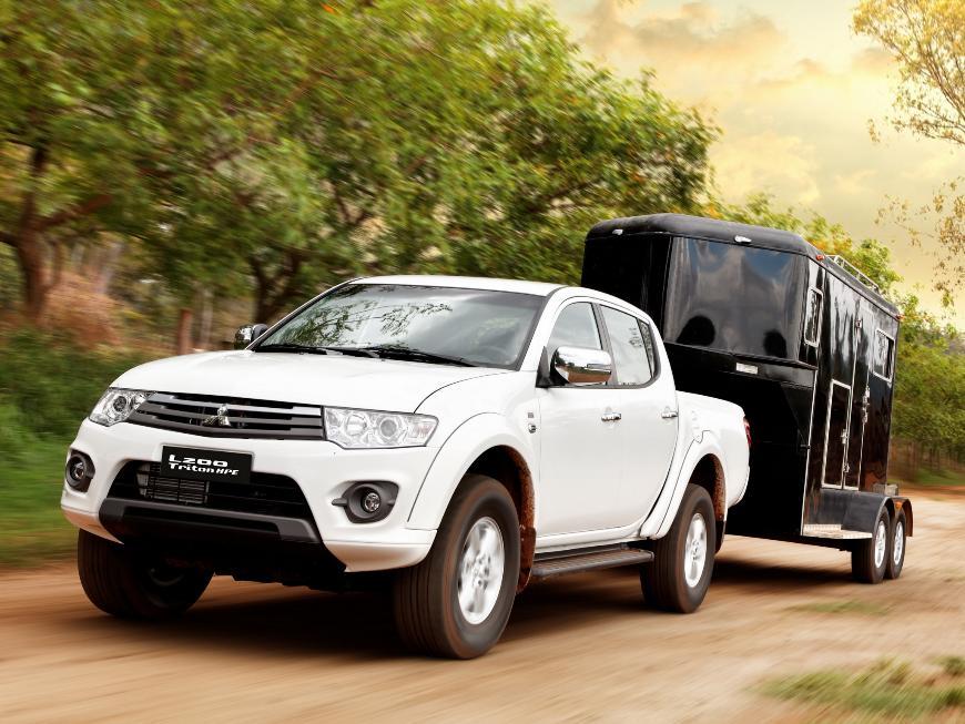 На Mitsubishi L200 можно выгадать 300 тыс. рублей