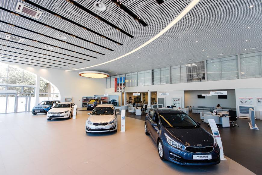 Продажи автомобилей марки KIA в России сократились на 3% по итогам февраля