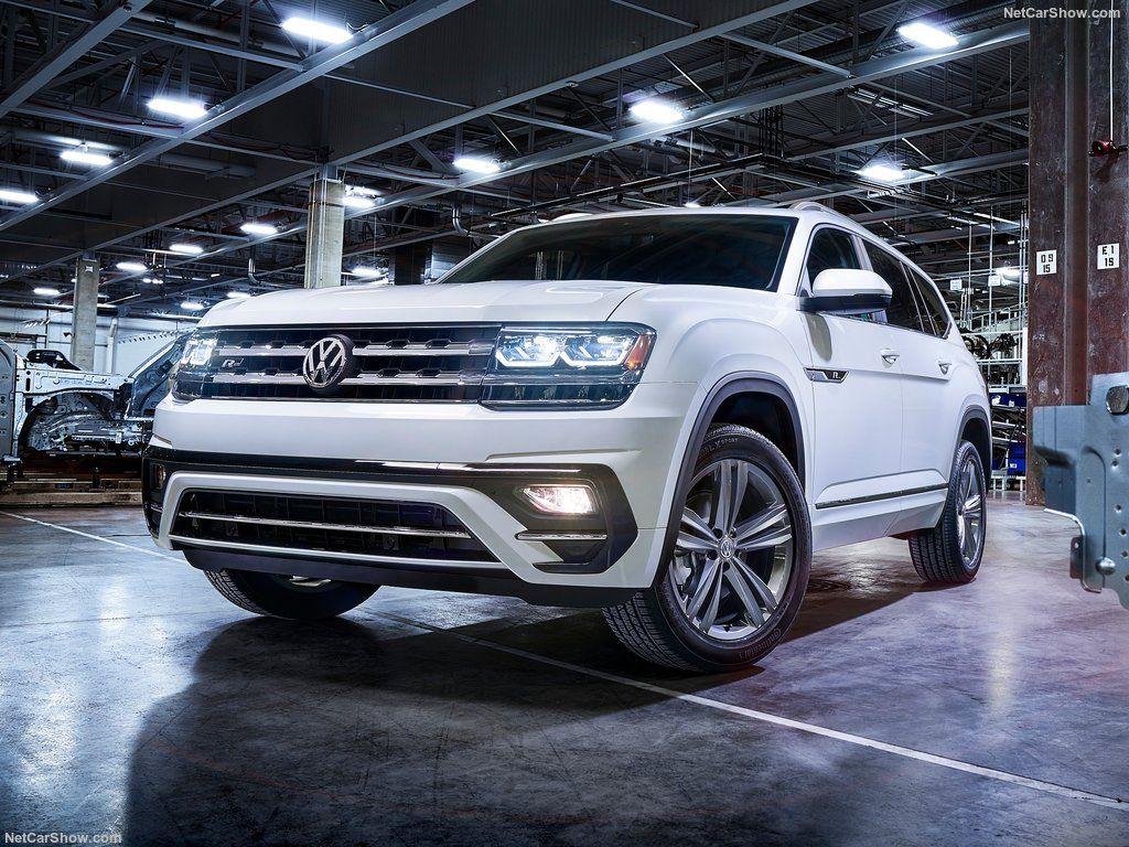 Volkswagen Teramont станет доступен для предзаказа вРФ 12марта