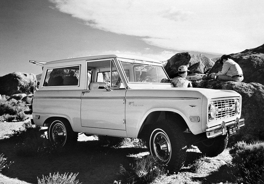Новые детали ихарактеристики— Возрожденный Форд Bronco