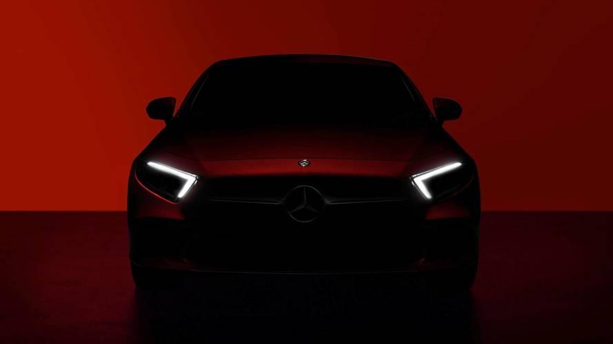 Новое купе Mercedes-Benz CLS представят 1декабря
