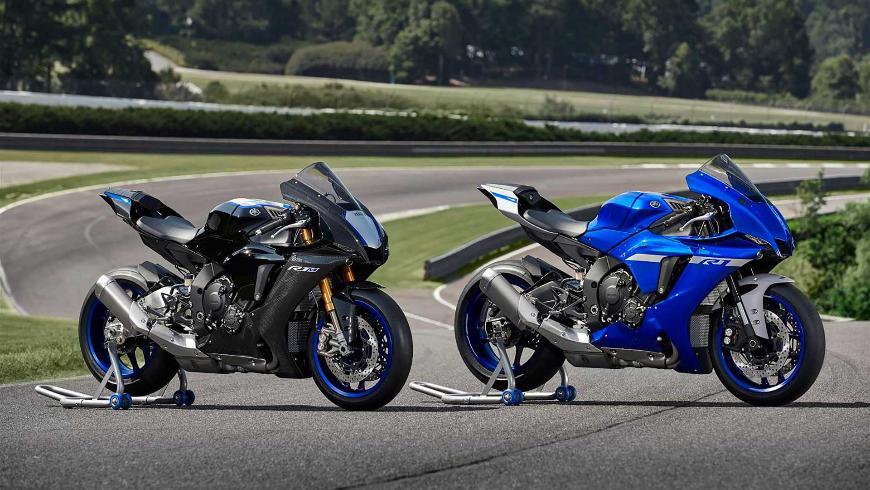 Свежие новости о Yamaha YZF-R1 и YZF-R1M 2020