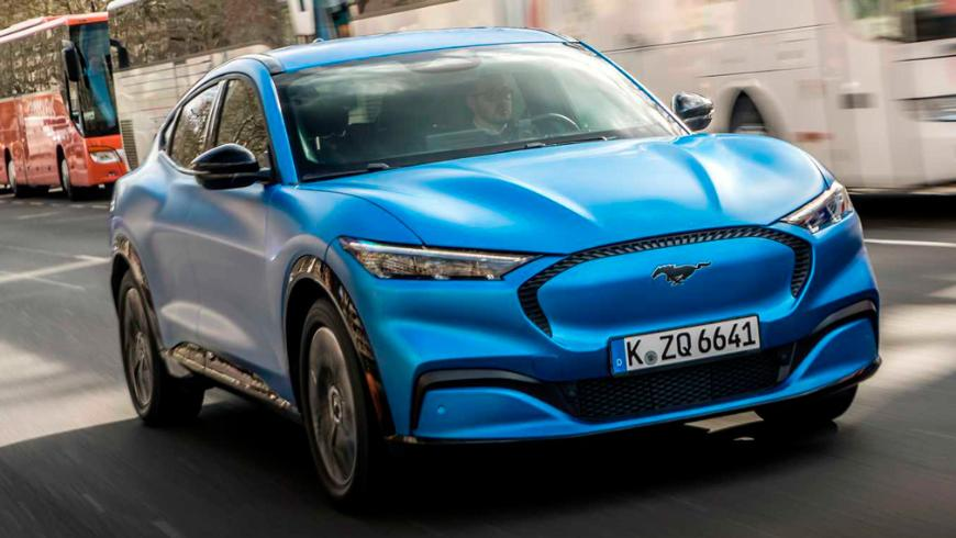 Ford Mach-E для Европы получит увеличенный запас хода