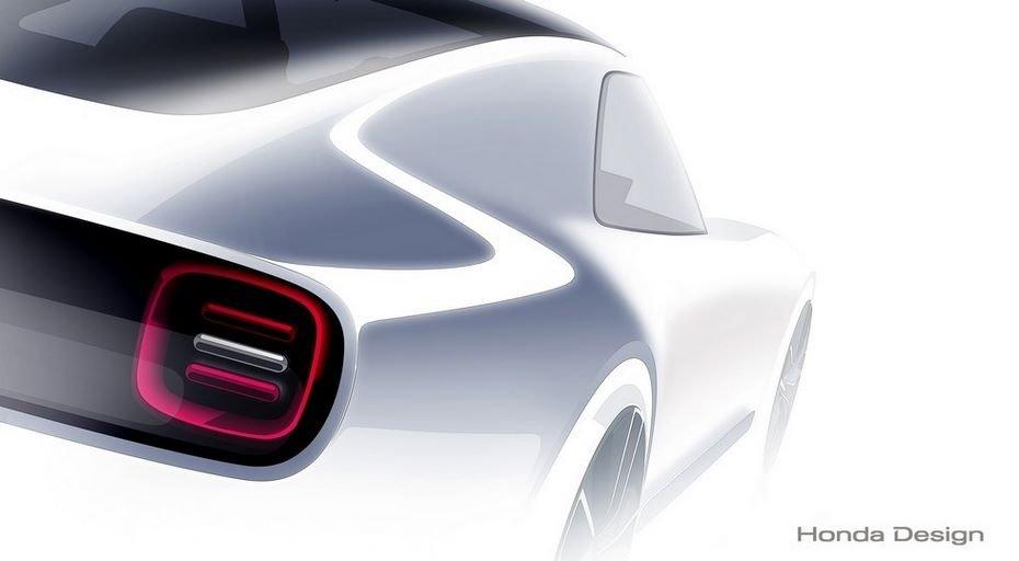 Хонда поведала, что представит наТокийском автомобильном салоне