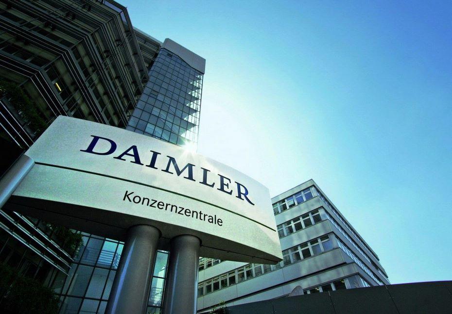 Китайские владельцы Вольво захотели стать крупнейшим совладельцем Daimler