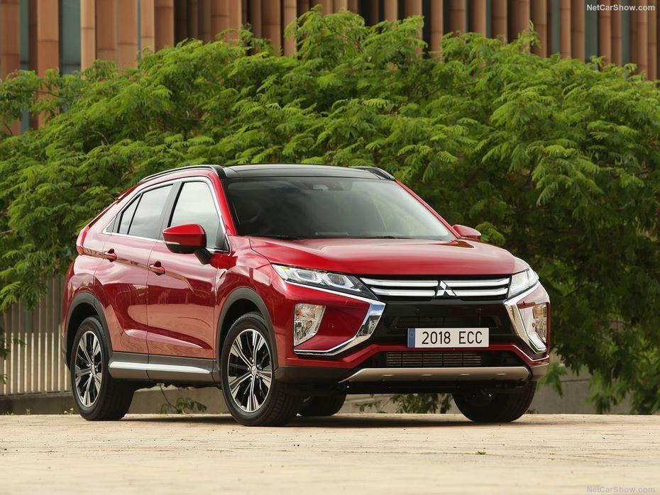 Mitsubishi Eclipse Cross нового поколения станет доступен уже в марте