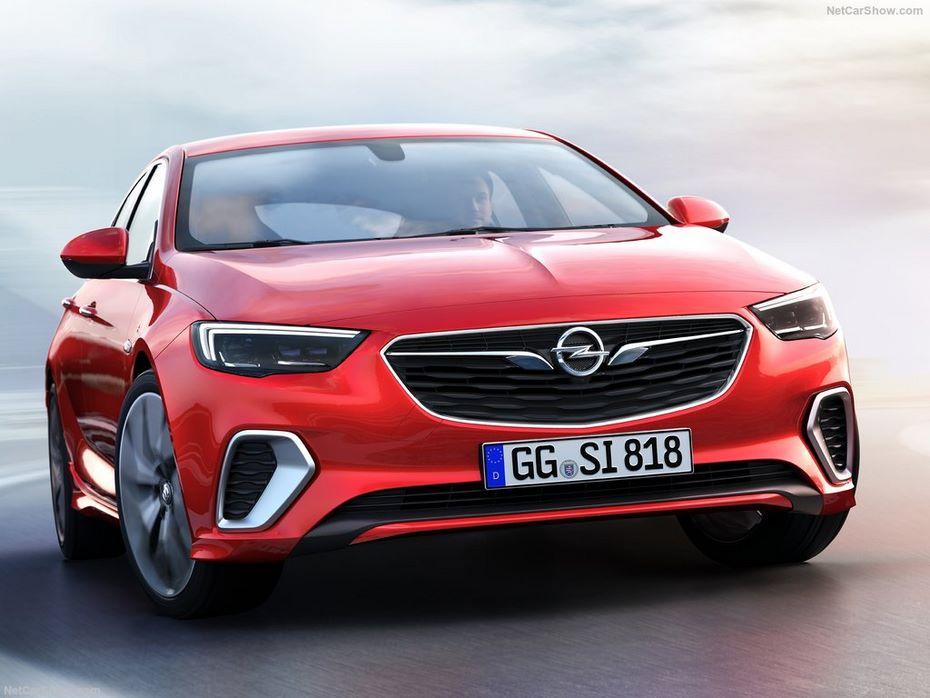 Opel Insignia GSi заряженный европеец доступен для покупки
