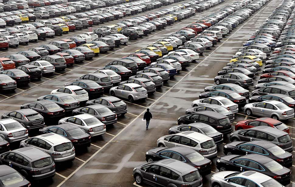 все автомобили российского рынка