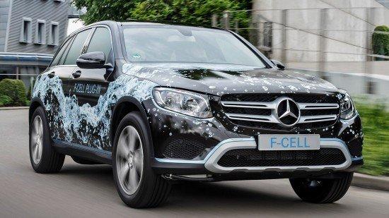 Daimler выпустит 6 серийных электрокаров до 2024-ого года