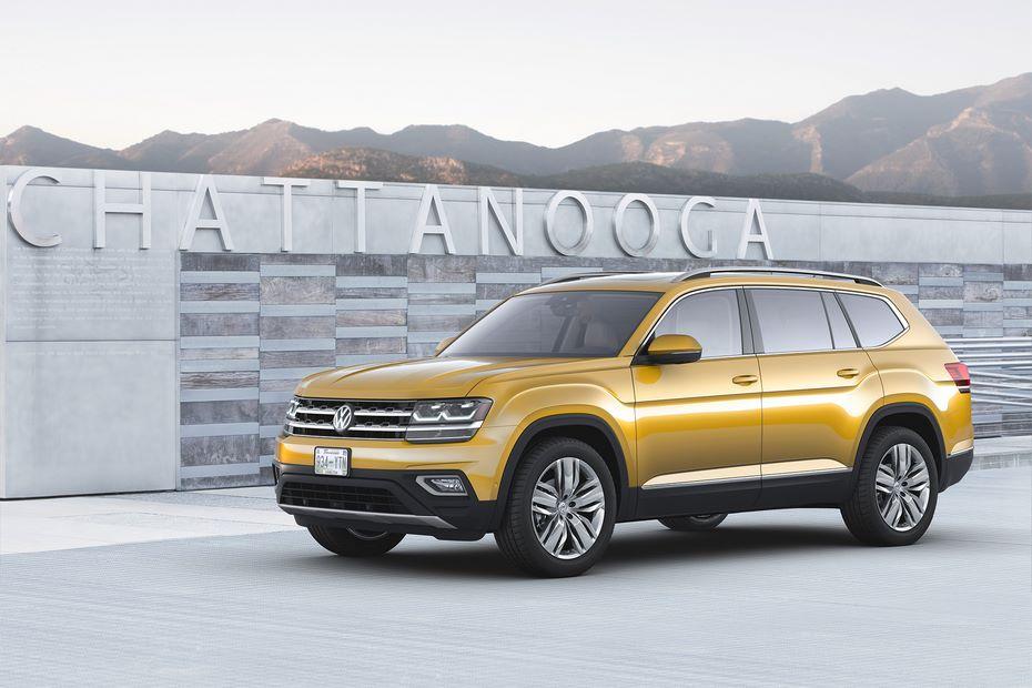Volkswagen рассказал о предстоящих новинка на российском рынке в 2018 году