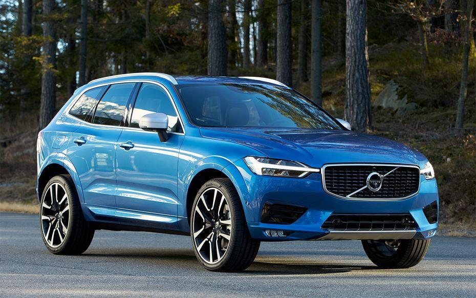 Volvo анонсировала начало реализации обновленного кроссовера XC60