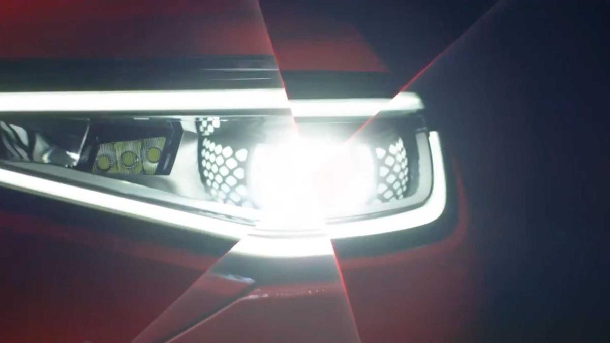 Электрокар Volkswagen ID.4 GTX показали на новом тизере накануне дебюта