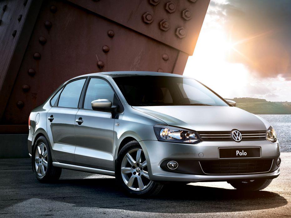 Volkswagen начнет масштабную отзывную компанию седанов Polo в России