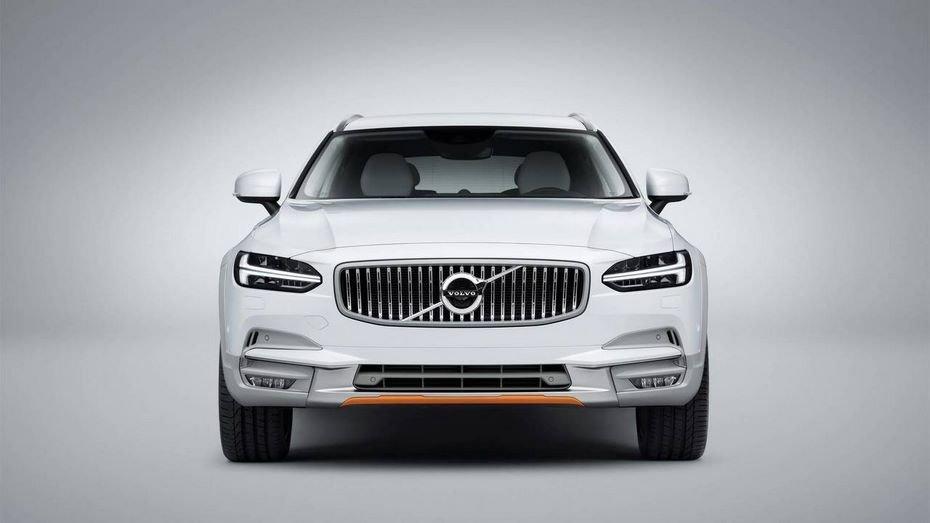Volvo объявила стоимость специальной версии кросс-универсала V90 Cross Country