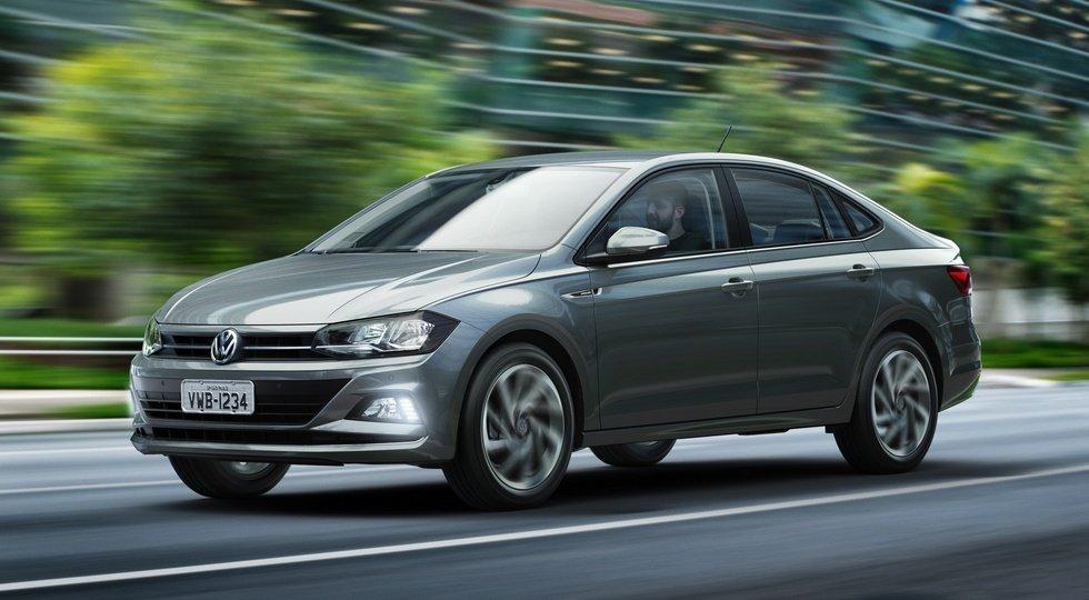 VW начал серийное производство обновленного поколения седана Polo