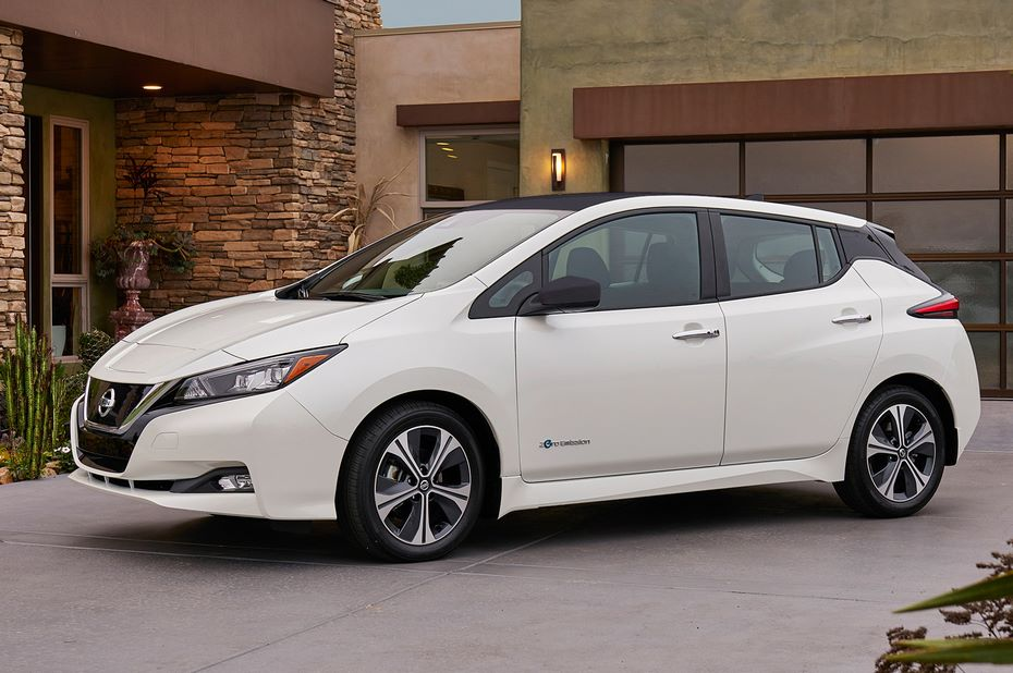 Новое поколение Nissan Leaf будет комплектоваться тремя разными системами круиз-контроля