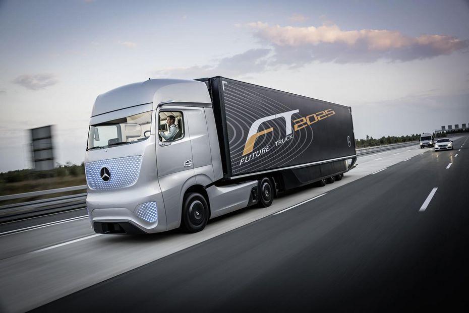 Немцы протестуют беспилотные фургоны в рискованных условиях
