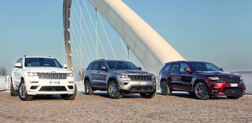 С 1 октября Jeep повысит цены на свои внедорожники в России