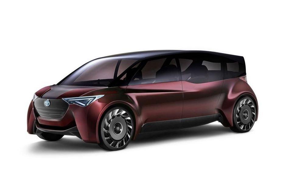 Toyota собирается оснащать свои электрокары безвоздушными шинами