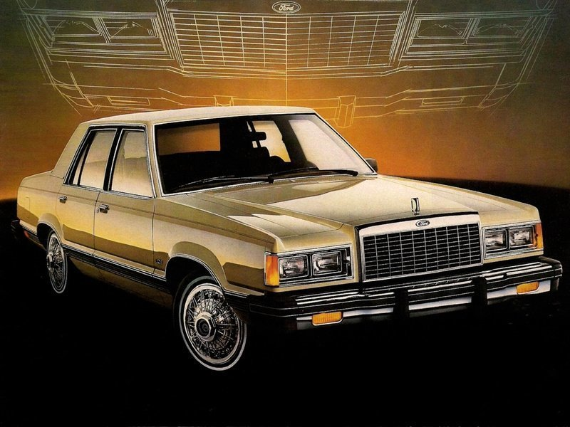 Ford Granada (North America)