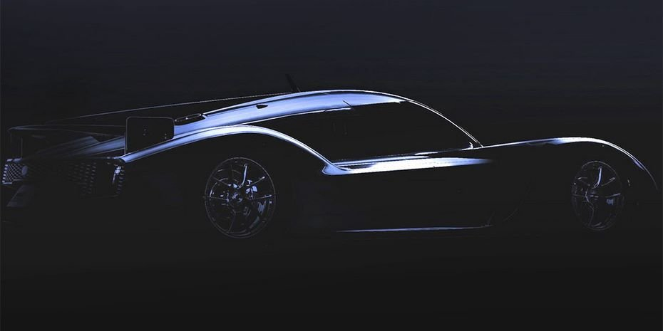 Toyota показала силуэт нового автомобиля