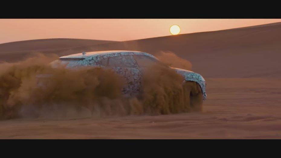 Lamborghini показала новый Urus навидео