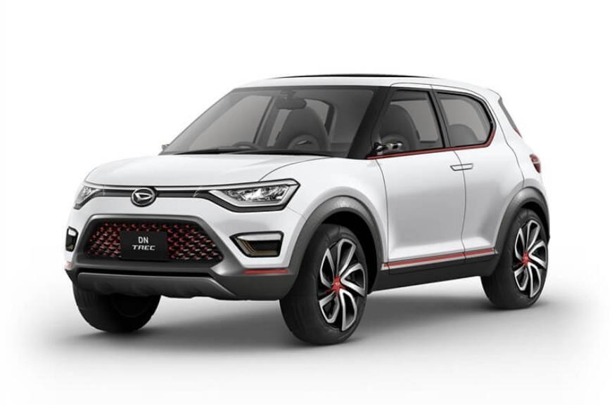 Новые субкомпактные кроссоверы Toyota и Daihatsu Mini появятся в ноябре