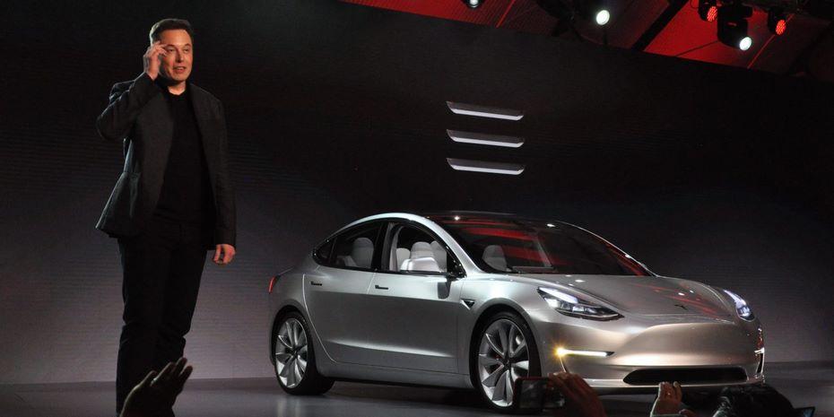 Tesla впроблемах производства Model 3 обвиняет поставщиков