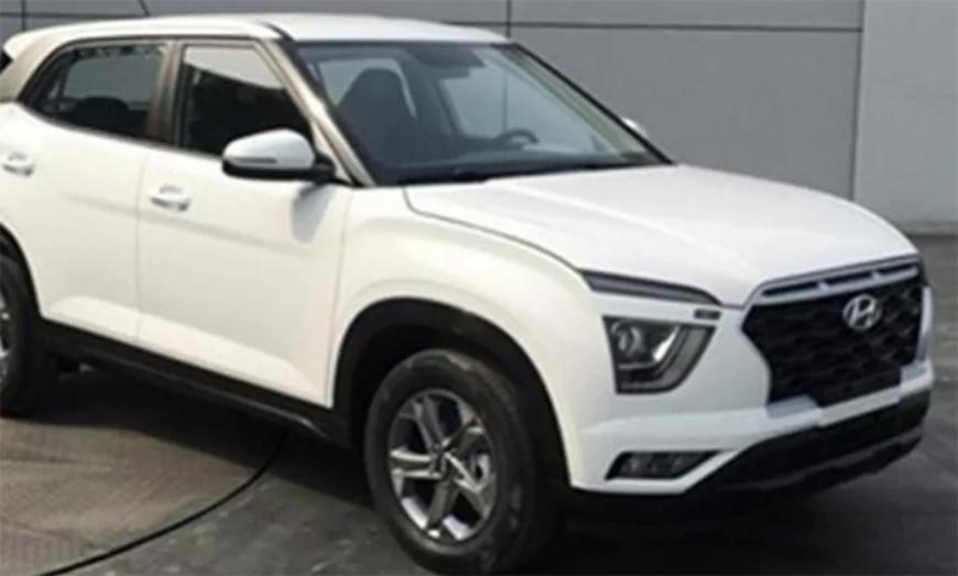 Новая Hyundai Creta рассекречена на официальных