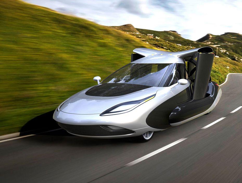 Компания-владелец Volvo купила разработчика летающих автомобилей Terrafugia