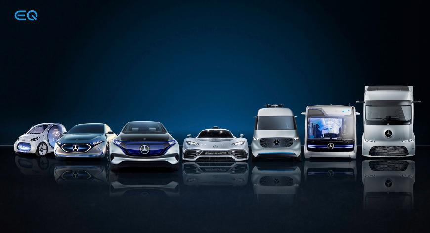 Daimler инвестирует большую сумму на аккумуляторные батареи