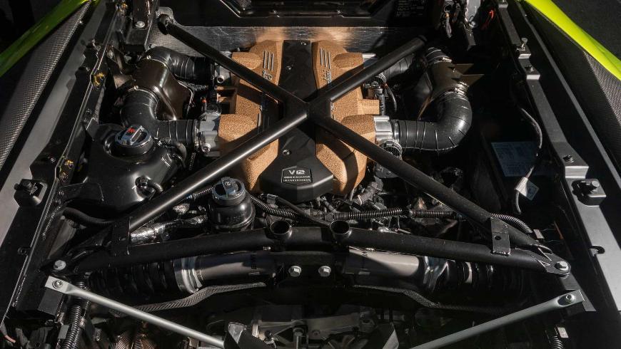 Lamborghini объявил отзывную компанию для Aventador SVJ