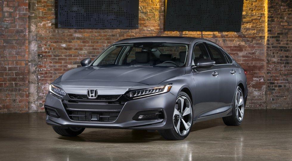Стартовало производство седана Хонда Accord нового поколения