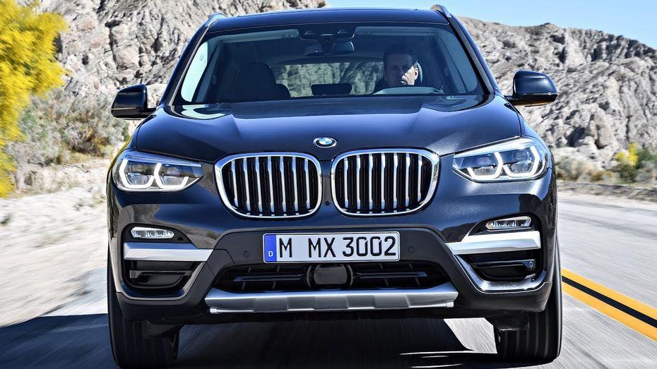 Названа дата всероссийской презентации нового хетчбэка BMW X3