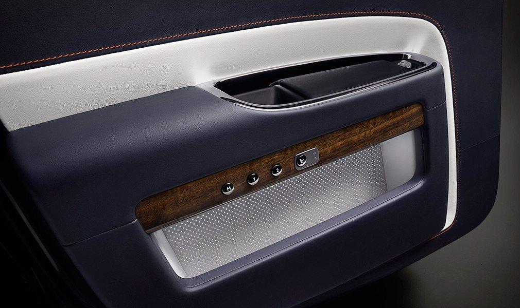 Rolls-Royce завершил коллекционный выпуск модели Ghost