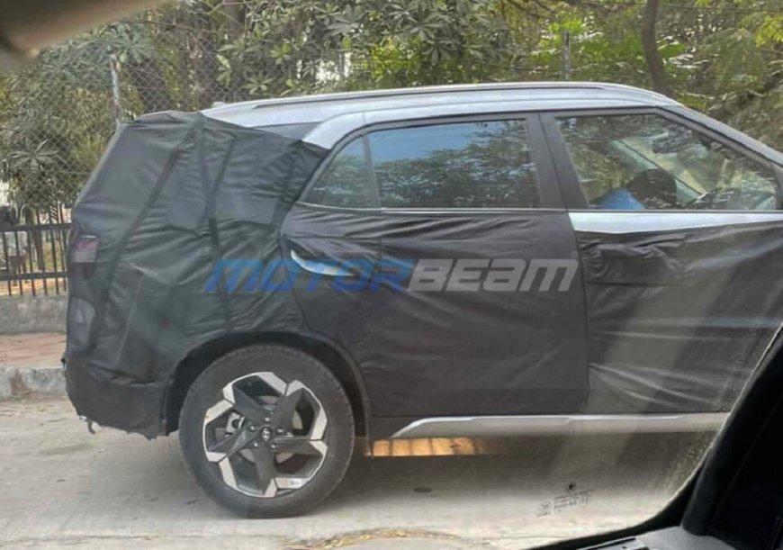 Семиместный вариант Hyundai Creta может получить свое название