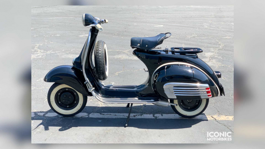 На продажу выставили скутер Allstate Cruisaire 1960-го года