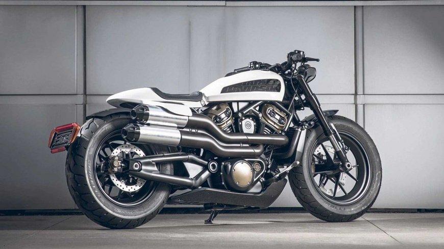 Harley возвращает Nightster в качестве исполнения модели 1250