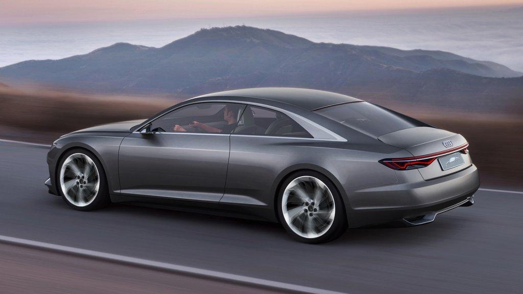 Ауди A8 обновленного поколения может получить автопилот 3-го уровня
