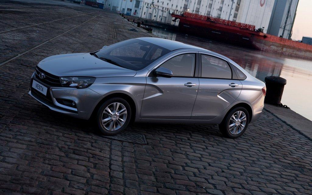 Две модели Лада вошли втоп-100 лидеров европейских продаж