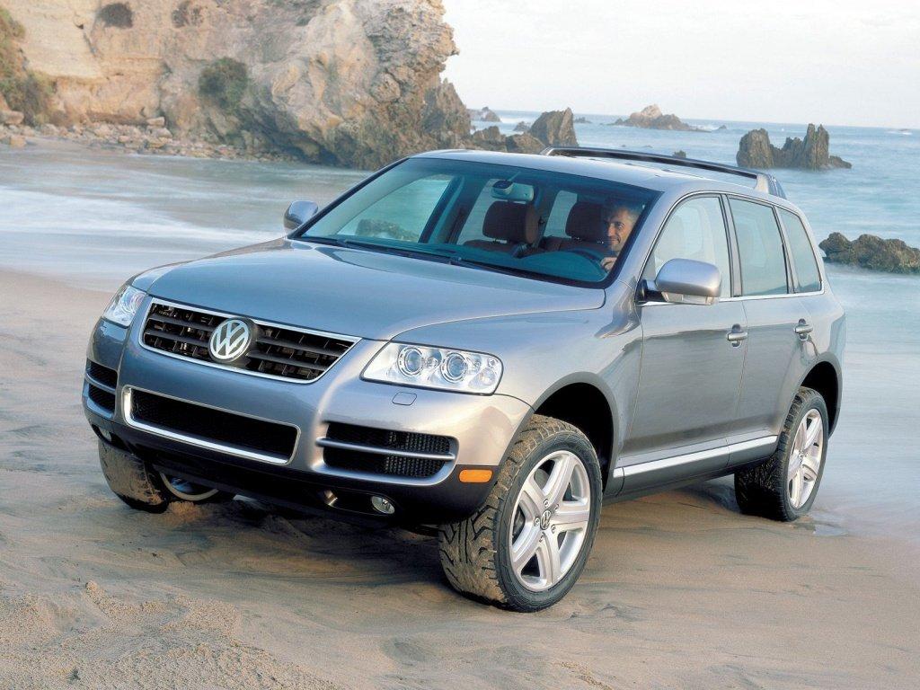 Volkswagen Touareg: цена, история, фото, обзор, характеристики ...