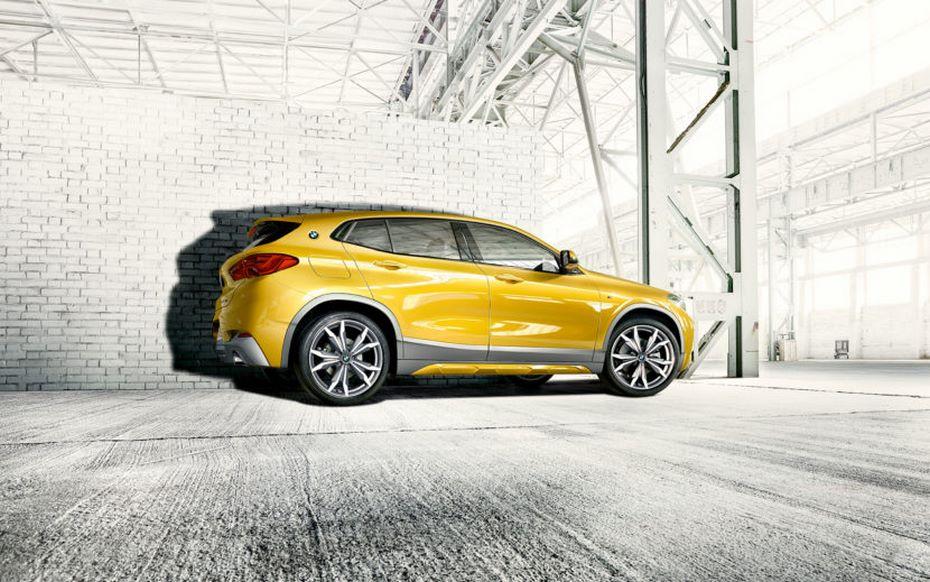 Кроссовер BMW X2 получит 300-сильный двигатель