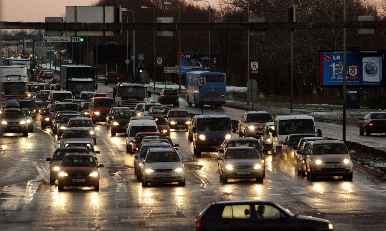 МВД станет отслеживать резко тормозящие машины к 2022 году