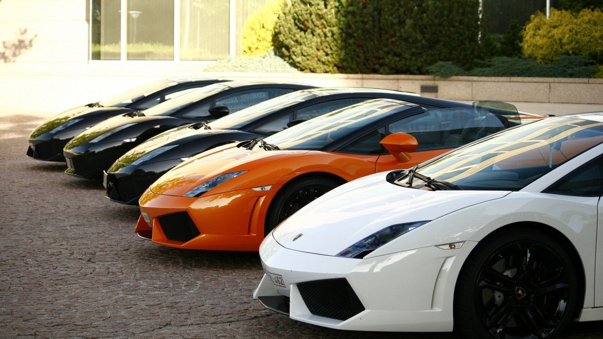 VAG опроверг информацию о возможной продаже марки Lamborghini