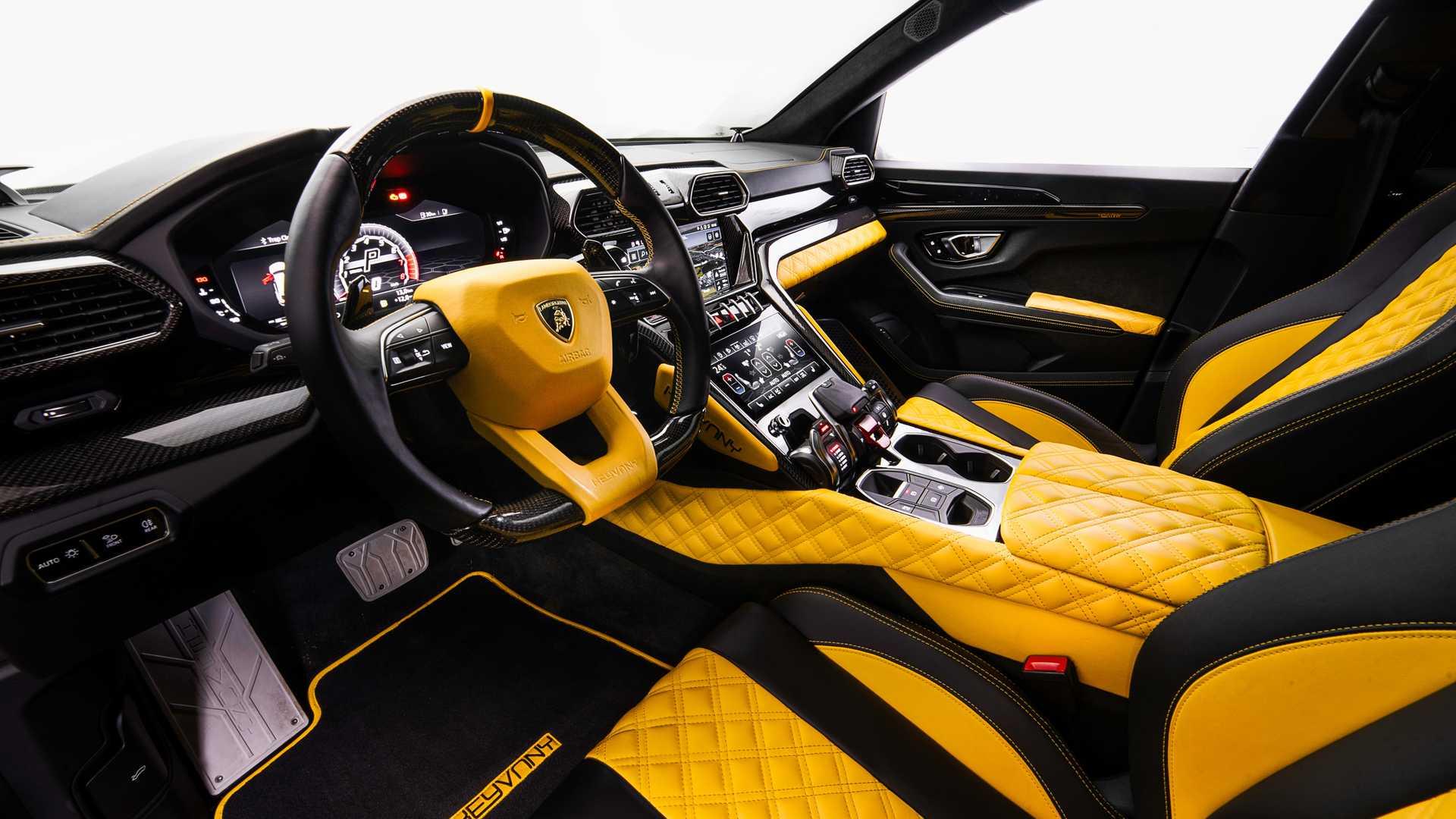 Двигатель кроссовера Lamborghini Urus разогнали до 820 л.с.