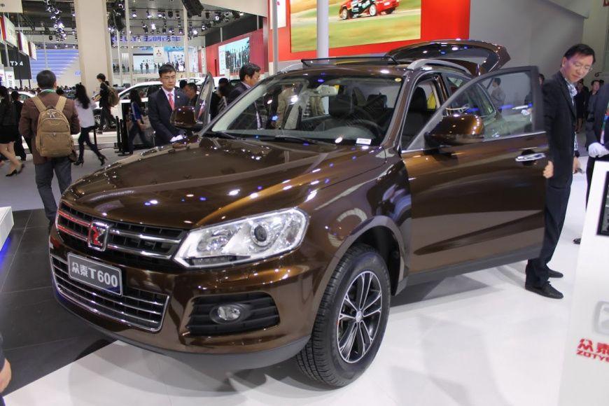 Продажи китайских авто в Российской Федерации впервом полугодии увеличились на17%
