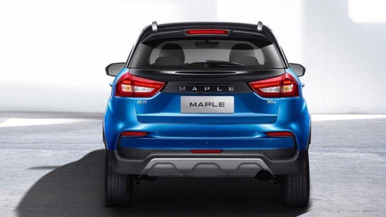 Geely собирается возродить бренд Maple