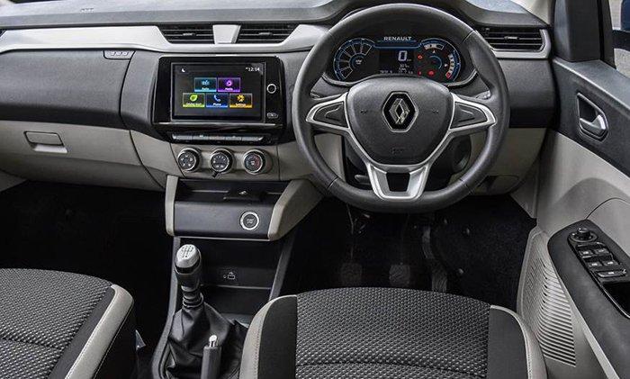 Недорогой кроссвэн Renault Triber дорос до глобальной модели