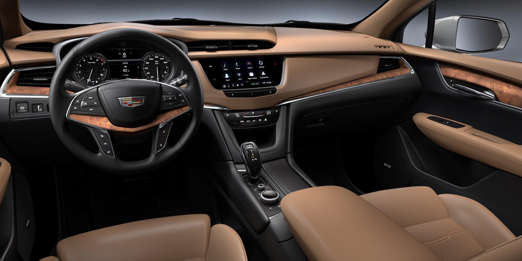 В РФ отзывают свыше 300 машин Cadillac